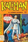 Cover for Kaliman (Editora Cinco, 1976 series) #157