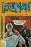 Cover for Kaliman (Editora Cinco, 1976 series) #136