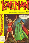 Cover for Kaliman (Editora Cinco, 1976 series) #150