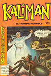 Cover for Kaliman (Editora Cinco, 1976 series) #151