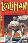 Cover for Kaliman (Editora Cinco, 1976 series) #204