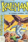 Cover for Kaliman (Editora Cinco, 1976 series) #207