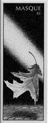 Cover for Masque (Chiarosuro and X+, 1986 series)