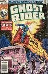 Cover Thumbnail for Ghost Rider (1973 series) #42 [Newsstand]