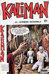 Cover for Kaliman (Editora Cinco, 1976 series) #221