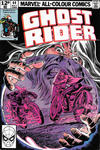 Cover for Ghost Rider (Marvel, 1973 series) #44 [British Price Variant]