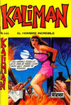 Cover for Kaliman (Editora Cinco, 1976 series) #466