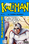 Cover for Kaliman (Editora Cinco, 1976 series) #470