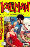 Cover for Kaliman (Editora Cinco, 1976 series) #472
