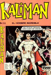 Cover for Kaliman (Editora Cinco, 1976 series) #512