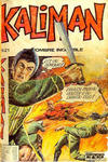 Cover for Kaliman (Editora Cinco, 1976 series) #521