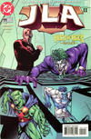 Cover for JLA (DC, 1997 series) #11 [Second Printing]