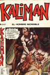 Cover for Kaliman (Editora Cinco, 1976 series) #547