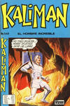 Cover for Kaliman (Editora Cinco, 1976 series) #549