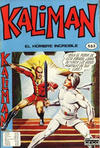 Cover for Kaliman (Editora Cinco, 1976 series) #553