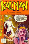Cover for Kaliman (Editora Cinco, 1976 series) #612