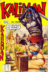 Cover for Kaliman (Editora Cinco, 1976 series) #605