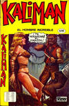 Cover for Kaliman (Editora Cinco, 1976 series) #618