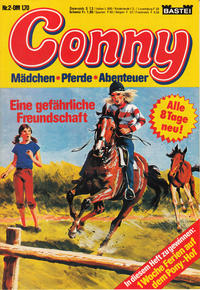 Cover Thumbnail for Conny (Bastei Verlag, 1980 series) #2