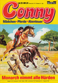 Cover Thumbnail for Conny (Bastei Verlag, 1980 series) #20