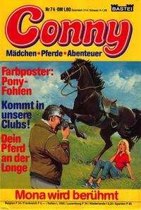 Cover Thumbnail for Conny (Bastei Verlag, 1980 series) #74