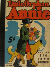Cover Thumbnail for Little Orphan Annie and the Big Town Gunman (Western, 1937 series) #1010