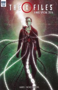 Cover Thumbnail for The X-Files X-Mas Special (IDW, 2014 series) #2016