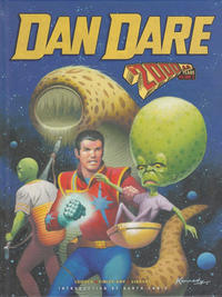 Cover Thumbnail for Dan Dare The 2000 AD Years (Rebellion, 2015 series) #2