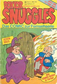Cover Thumbnail for Doktor Snuggles (Condor, 1981 series) #9