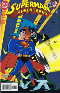 Cover Thumbnail for Superman Adventures (DC, 1996 series) #25 [Direct Sales]