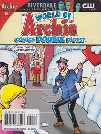Cover Thumbnail for World of Archie Double Digest (Archie, 2010 series) #65