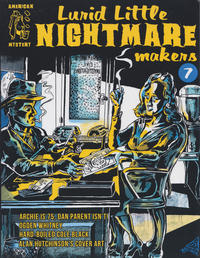 Cover Thumbnail for Lurid Little Nightmare Makers (Boardman Books, 2014 series) #7 - Color