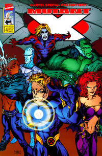 Cover Thumbnail for Marvel Special (Panini Deutschland, 1997 series) #14