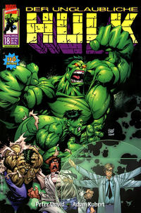 Cover Thumbnail for Marvel Special (Panini Deutschland, 1997 series) #18
