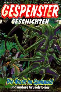 Cover Thumbnail for Gespenster Geschichten (Bastei Verlag, 1974 series) #1029