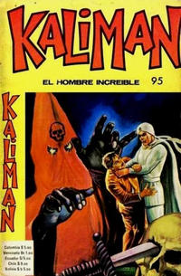 Cover Thumbnail for Kaliman (Editora Cinco, 1976 series) #95