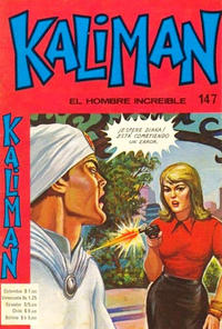 Cover Thumbnail for Kaliman (Editora Cinco, 1976 series) #147