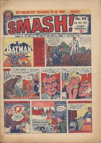 Cover Thumbnail for Smash! (IPC, 1966 series) #98