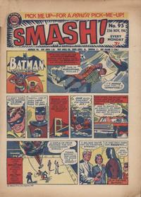 Cover Thumbnail for Smash! (IPC, 1966 series) #95