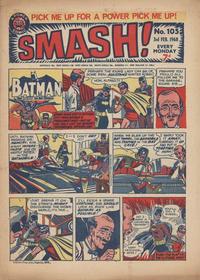Cover Thumbnail for Smash! (IPC, 1966 series) #105