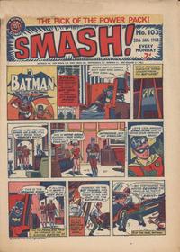 Cover Thumbnail for Smash! (IPC, 1966 series) #103