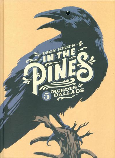 Cover for In the Pines - 5 Murder Ballads (avant-verlag, 2016 series)