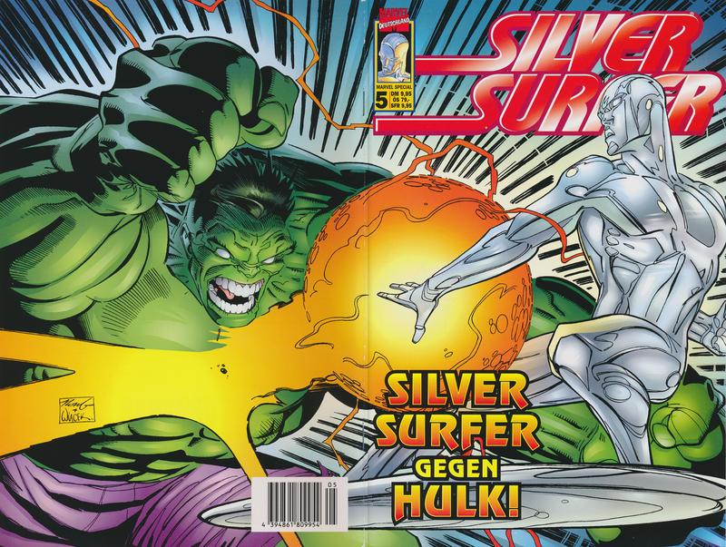 Cover for Marvel Special (Panini Deutschland, 1997 series) #5