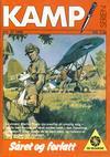 Cover for Kamp-serien (Serieforlaget / Se-Bladene / Stabenfeldt, 1964 series) #37/1988