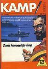 Cover for Kamp-serien (Serieforlaget / Se-Bladene / Stabenfeldt, 1964 series) #2/1989