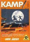 Cover for Kamp-serien (Serieforlaget / Se-Bladene / Stabenfeldt, 1964 series) #9/1989
