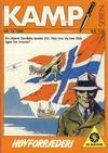 Cover for Kamp-serien (Serieforlaget / Se-Bladene / Stabenfeldt, 1964 series) #12/1989