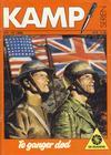 Cover for Kamp-serien (Serieforlaget / Se-Bladene / Stabenfeldt, 1964 series) #19/1989