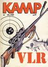 Cover for Kamp-serien (Serieforlaget / Se-Bladene / Stabenfeldt, 1964 series) #25/1989