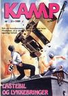Cover for Kamp-serien (Serieforlaget / Se-Bladene / Stabenfeldt, 1964 series) #31/1989